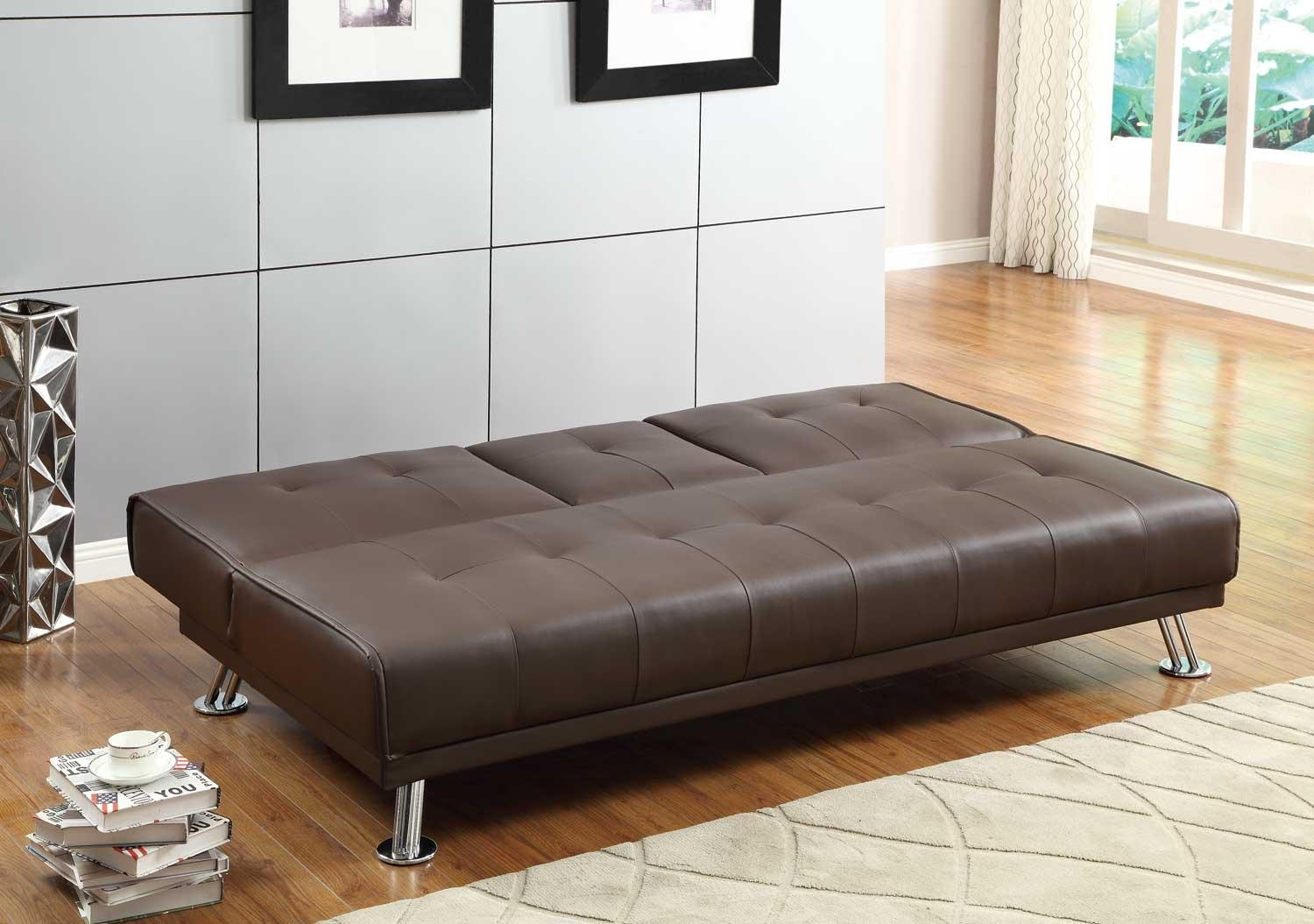 Click Clack Sofa – Creditrestore For Clic Clac Sofa Beds (Image 3 of 20)