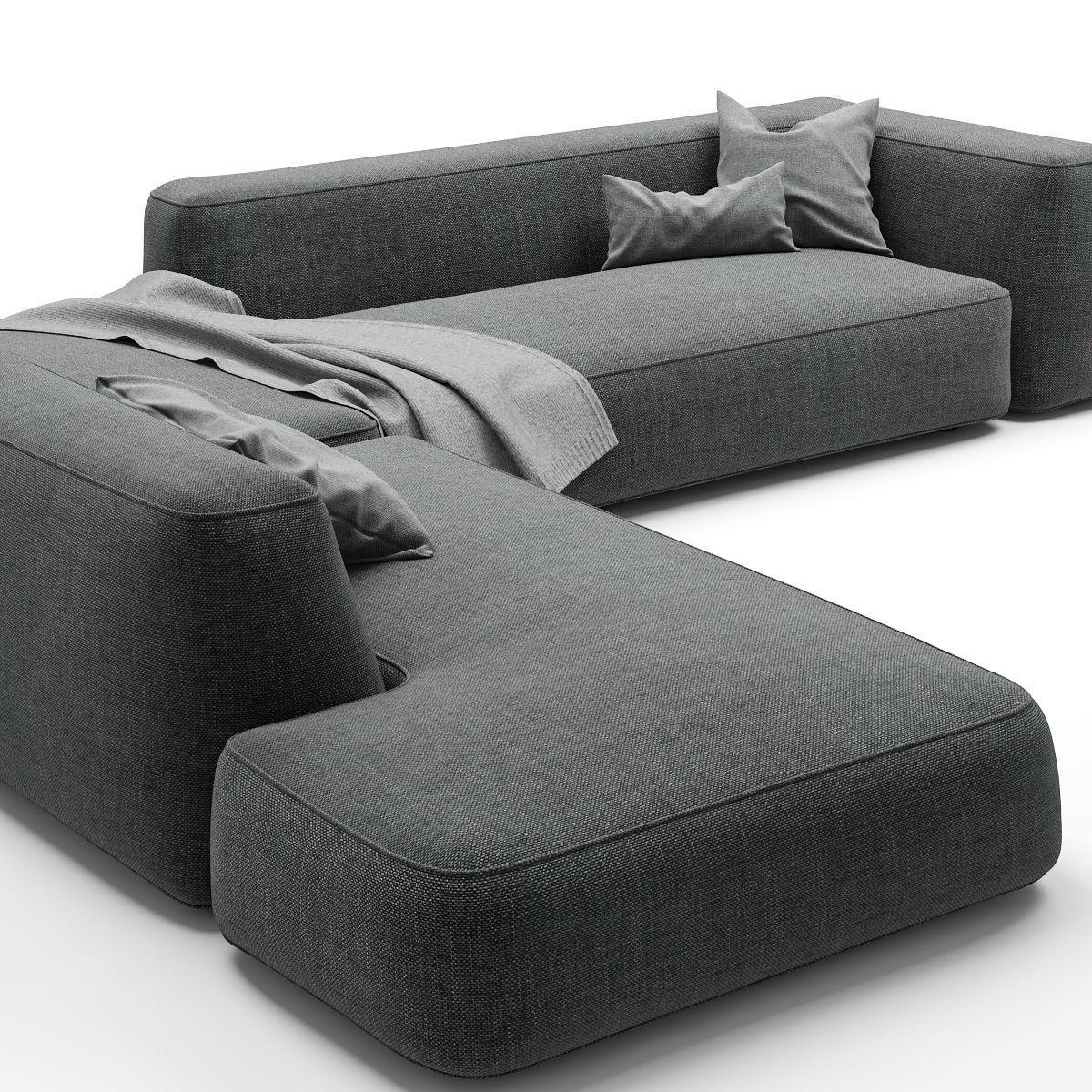 Cloud Magnetic Floating Sofa Custom Cushions How To Clean With Floating Sofas (Image 5 of 20)