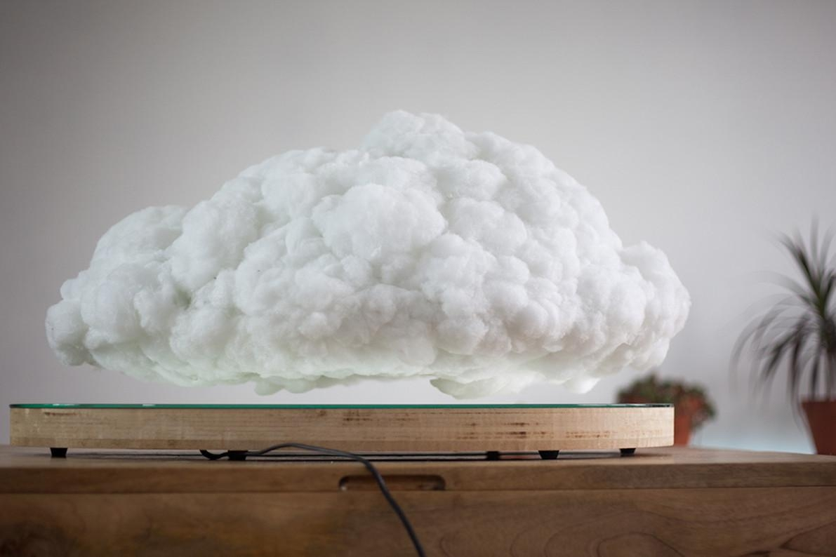 Cloud Magnetic Floating Sofa Price (Image 4 of 20)