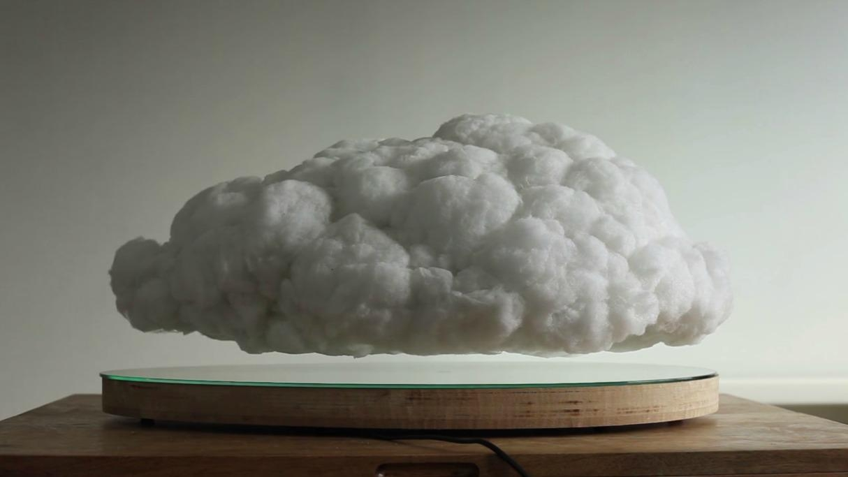 Cloud Magnetic Floating Sofa Stylus Sofas Bed Nyc Florence Knoll H Throughout Magnetic Floating Sofas (View 11 of 20)
