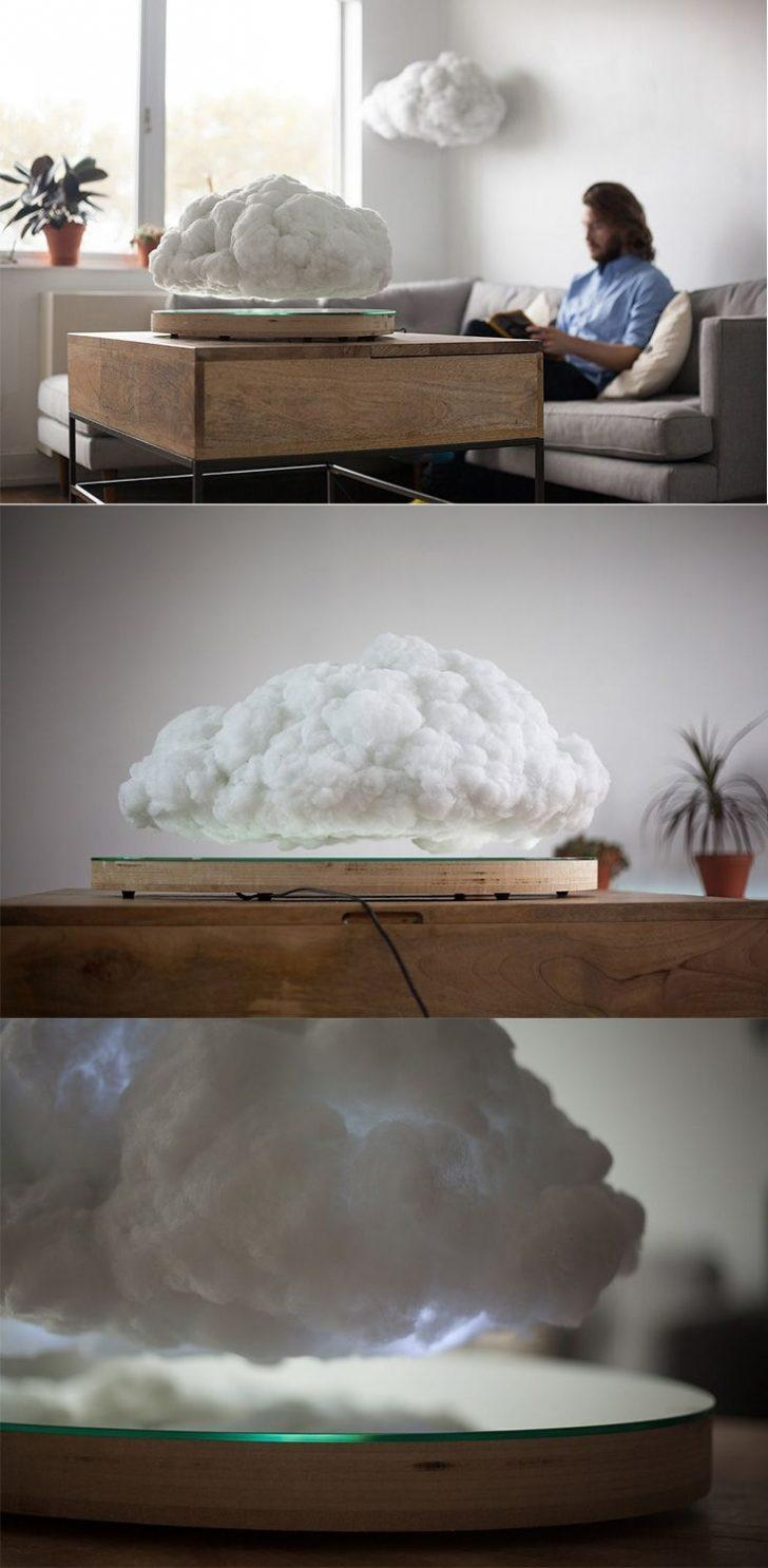 Cloud Magnetic Floating Sofa With Design Image 13696 | Kengire Regarding Cloud Magnetic Floating Sofas (Image 10 of 20)