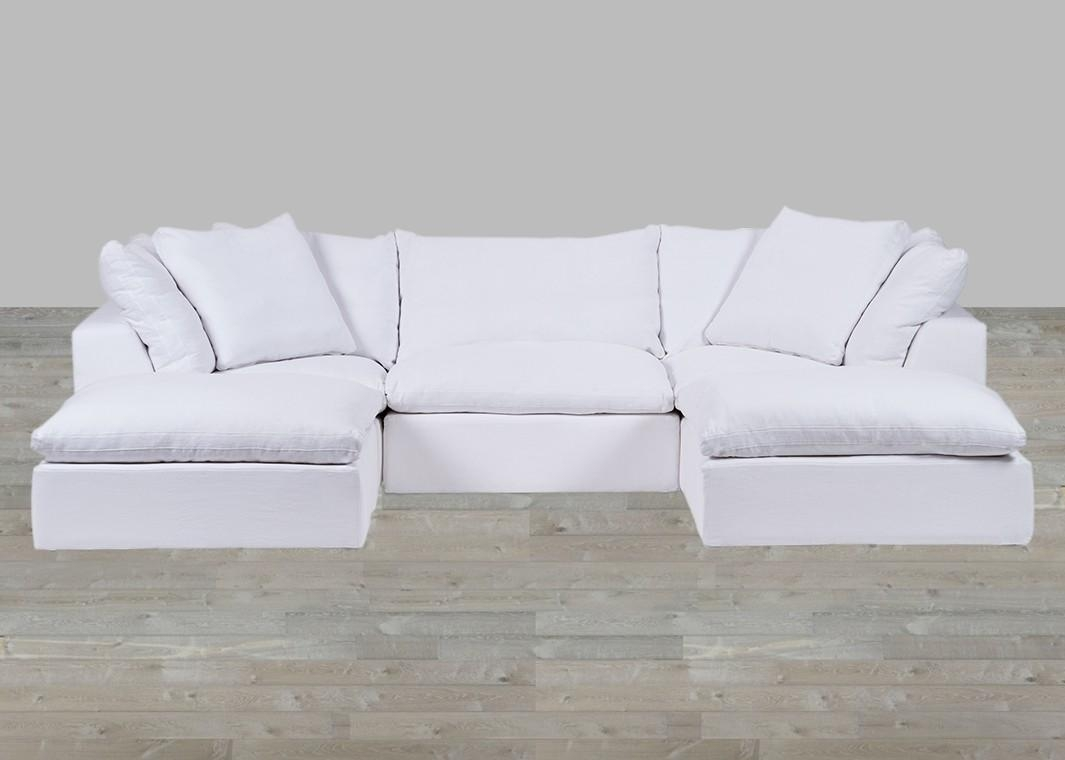 Featured Photo of Cloud Sectional Sofas