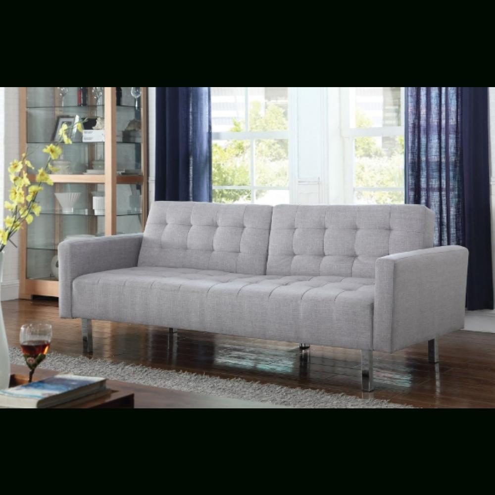 Coaster® Futon Sofa Bed 505616 | Cheaper Sleeper In Coaster Futon Sofa Beds (Image 13 of 20)