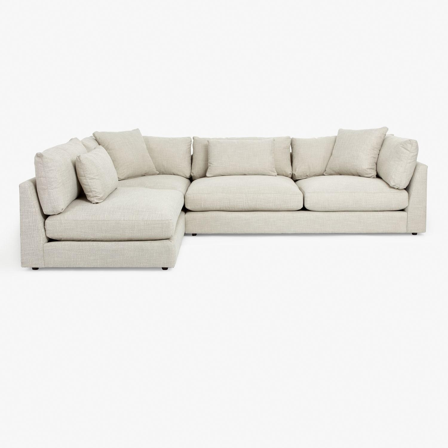 Cobble Hill Delancey Sectional – Abc Carpet & Home Within Cobble Hill Sofas (View 13 of 20)