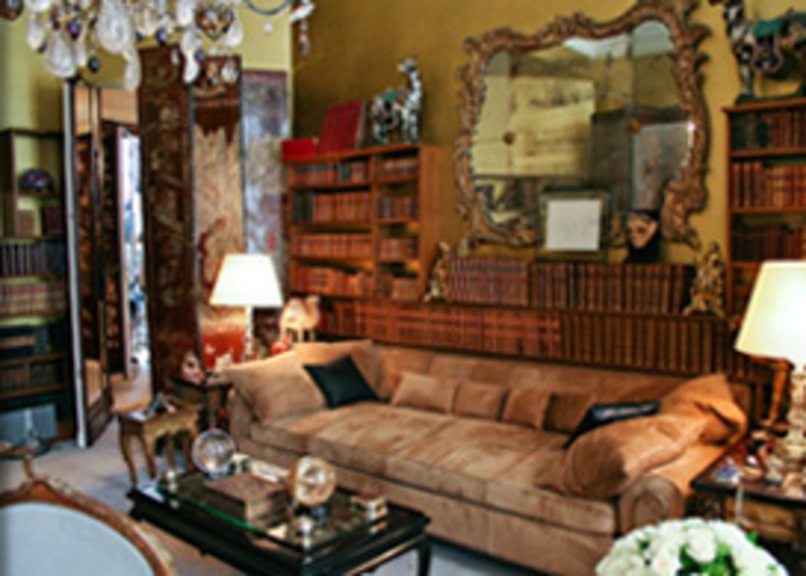 Coco Chanel's Apartment – Cool Hunting Regarding Coco Chanel Sofas (View 6 of 20)