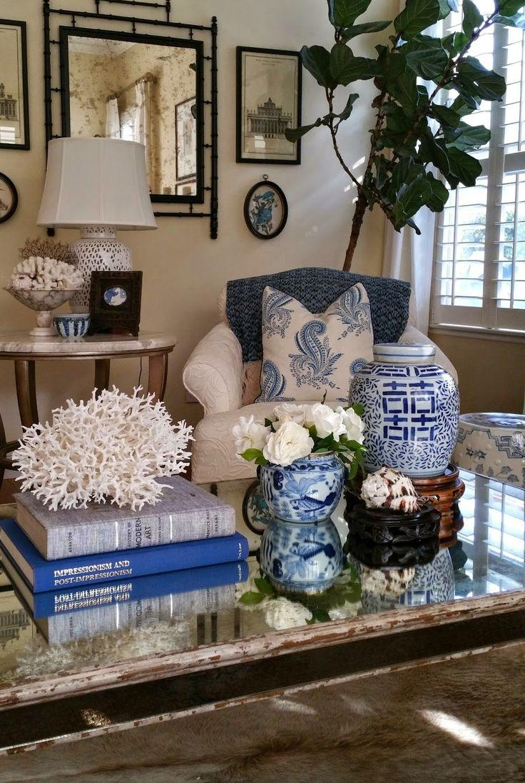 Coffee Tables : Cocktail Tables Sets Awesome Boho Coffee Table Within Blue Sofa Tabless (Image 3 of 20)