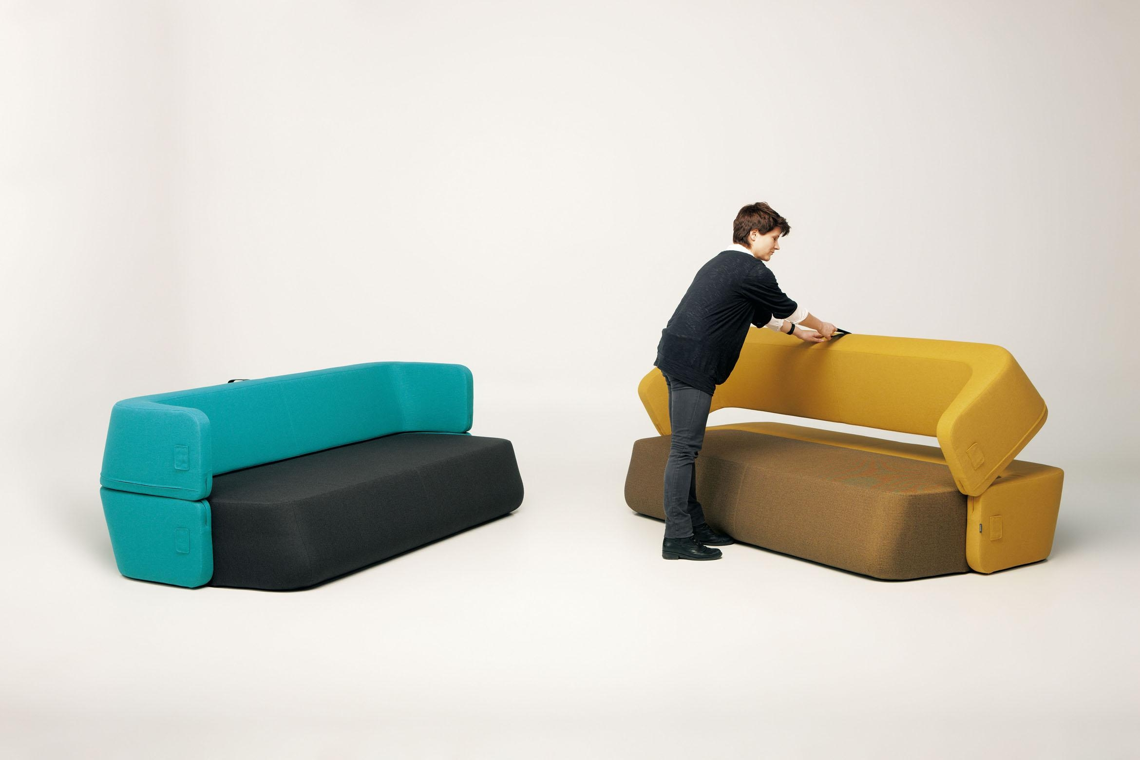 Featured Image of Collapsible Sofas