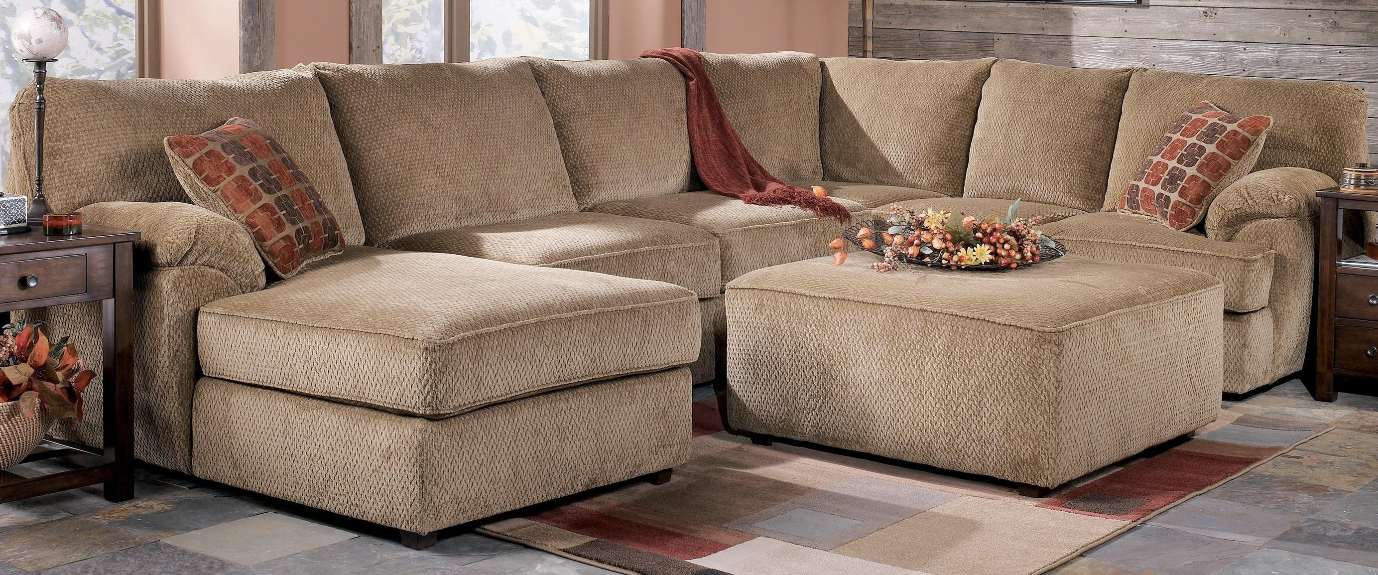 Collection In Lazy Boy Coffee Tables With Round Sectional Sofa Regarding Lazyboy Sectional Sofas (Image 1 of 20)