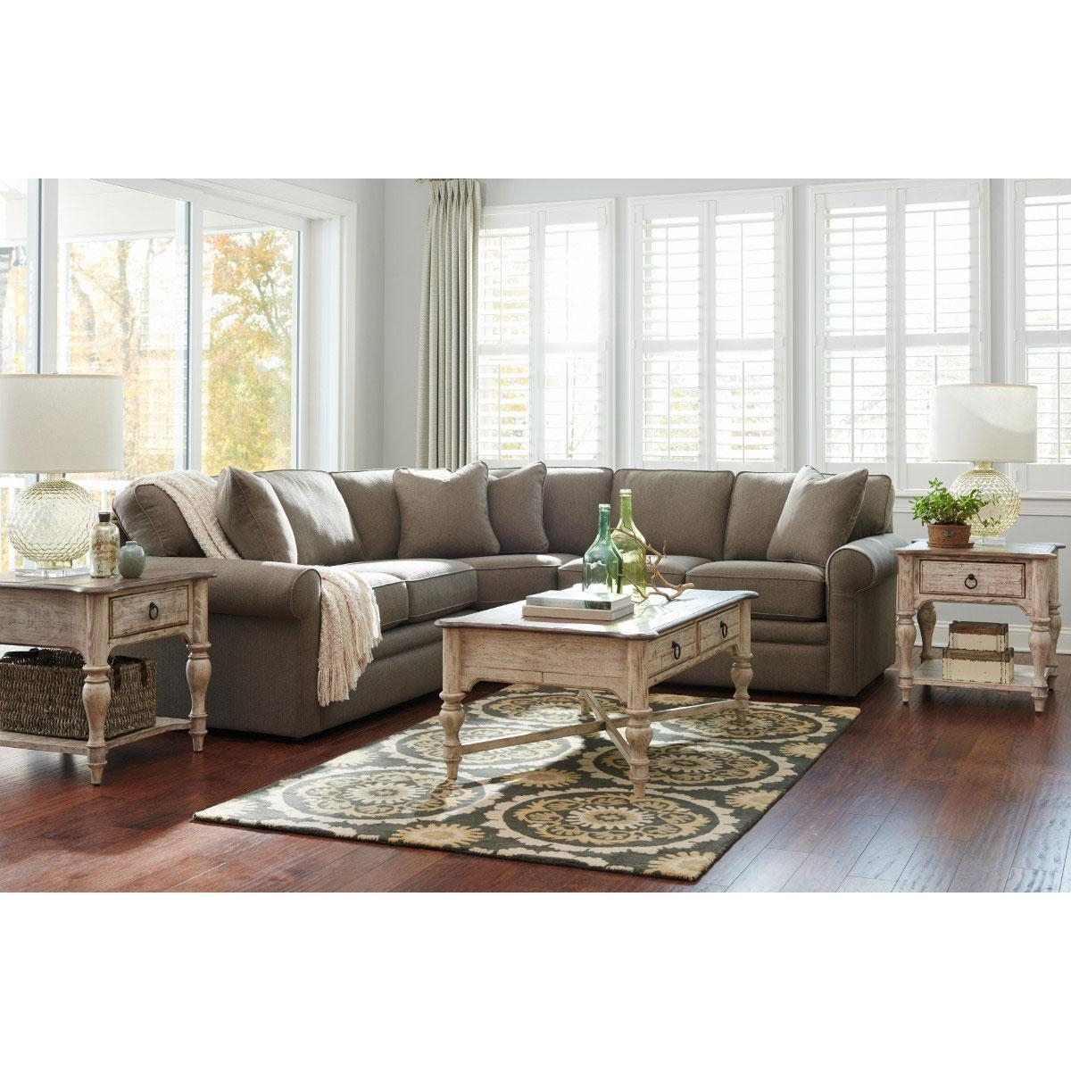 Collins Sectional With Collins Sofas (Image 6 of 20)