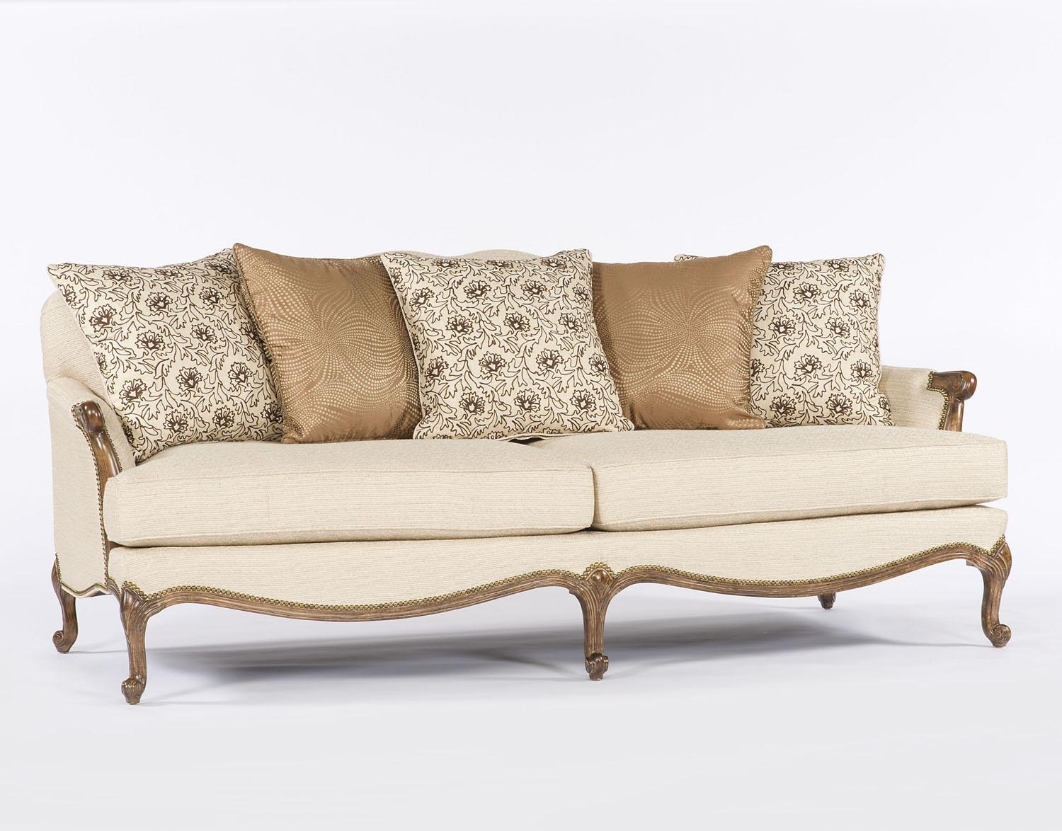 Colonial Sofas – Leather Sectional Sofa Throughout Colonial Sofas (Image 4 of 20)