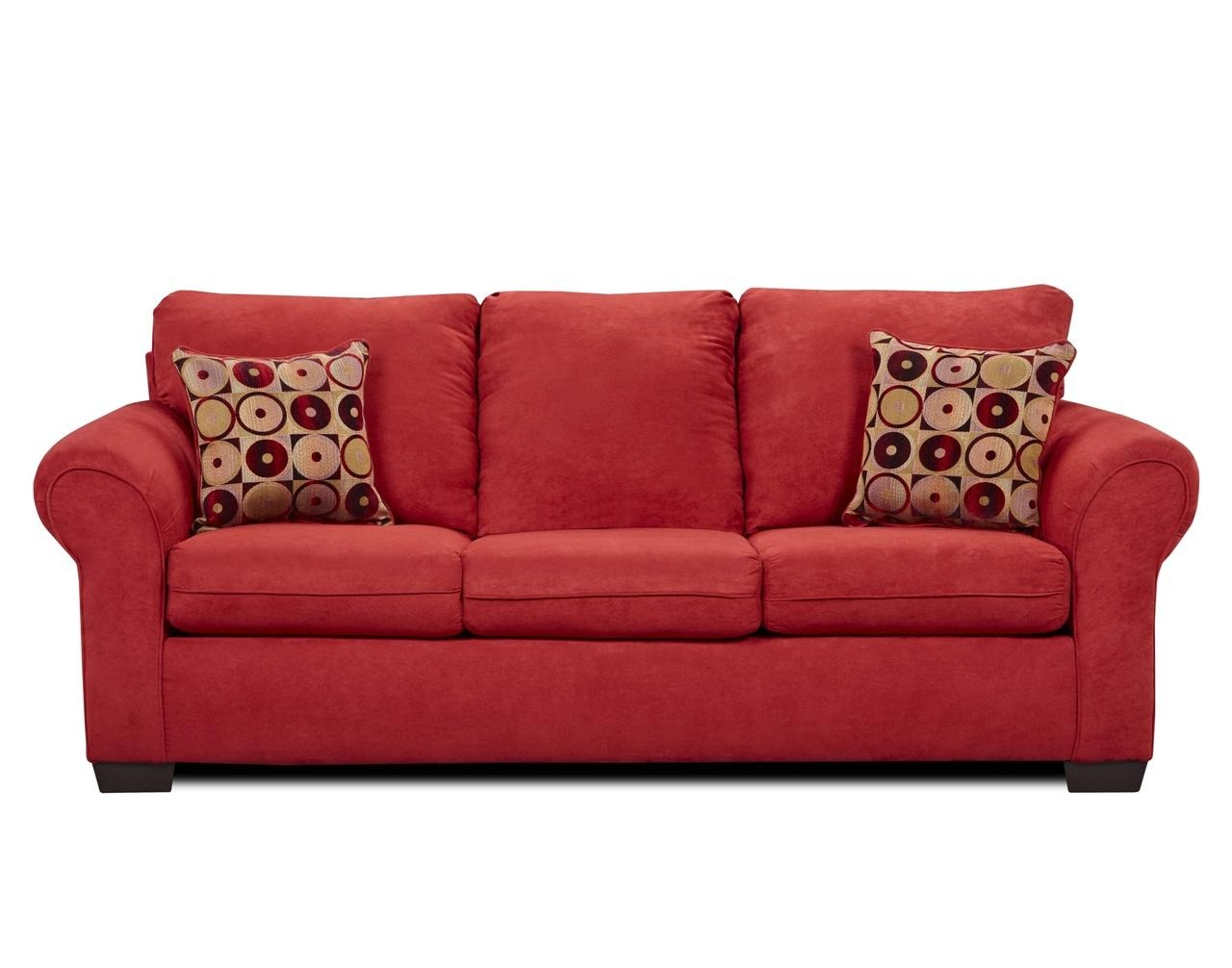 Combination Leather And Fabric Sofas – Leather Sectional Sofa In Leather And Cloth Sofa (View 7 of 20)