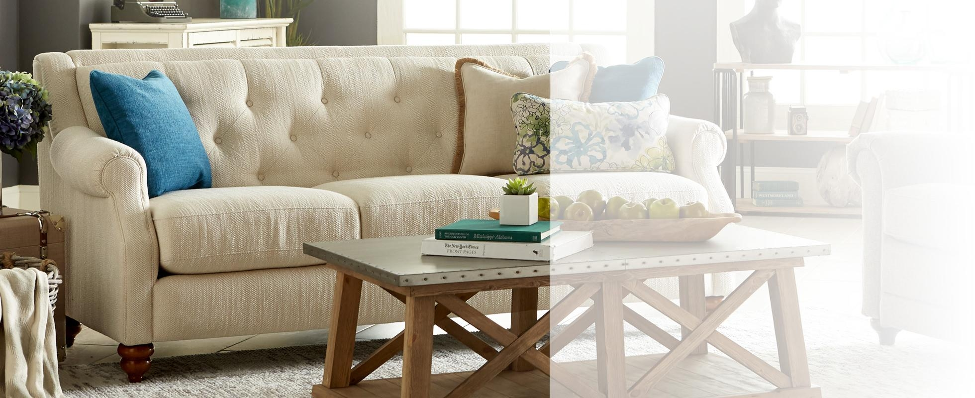 Comfortable & Casual Sofas | La Z Boy For Lazy Boy Sofas (View 17 of 20)
