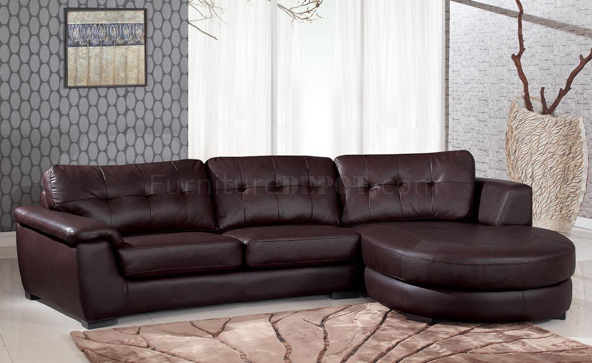 Comfortable Leather Sectional Sofas | Tehranmix Decoration With Comfortable Sectional (Image 5 of 15)
