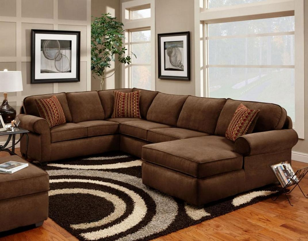 Comfortable Sectional Sofa Within Comfortable Sectional (Image 6 of 15)