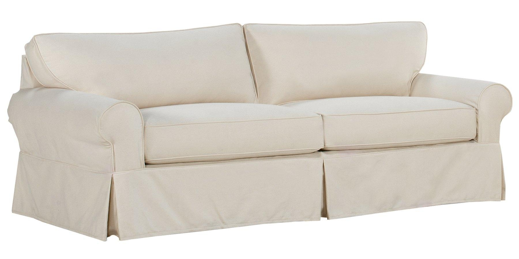 Featured Photo of Slipcovers For Sofas And Chairs