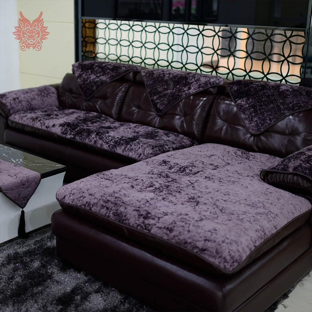 Compare Prices On Purple Couches  Online Shopping/buy Low Price Pertaining To Velvet Purple Sofas (Image 6 of 20)