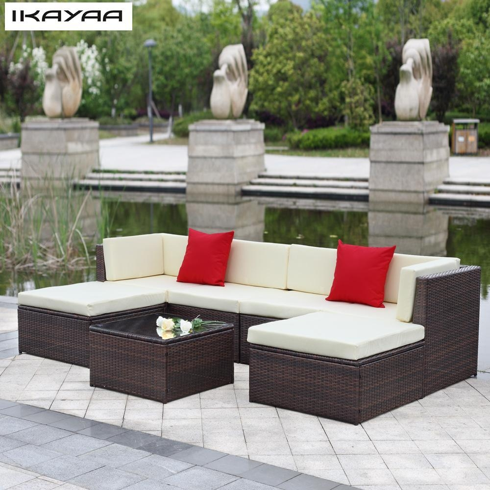 Compare Prices On Rattan Couch Online Shopping/buy Low Price Throughout Garden Sofa Covers (View 21 of 22)