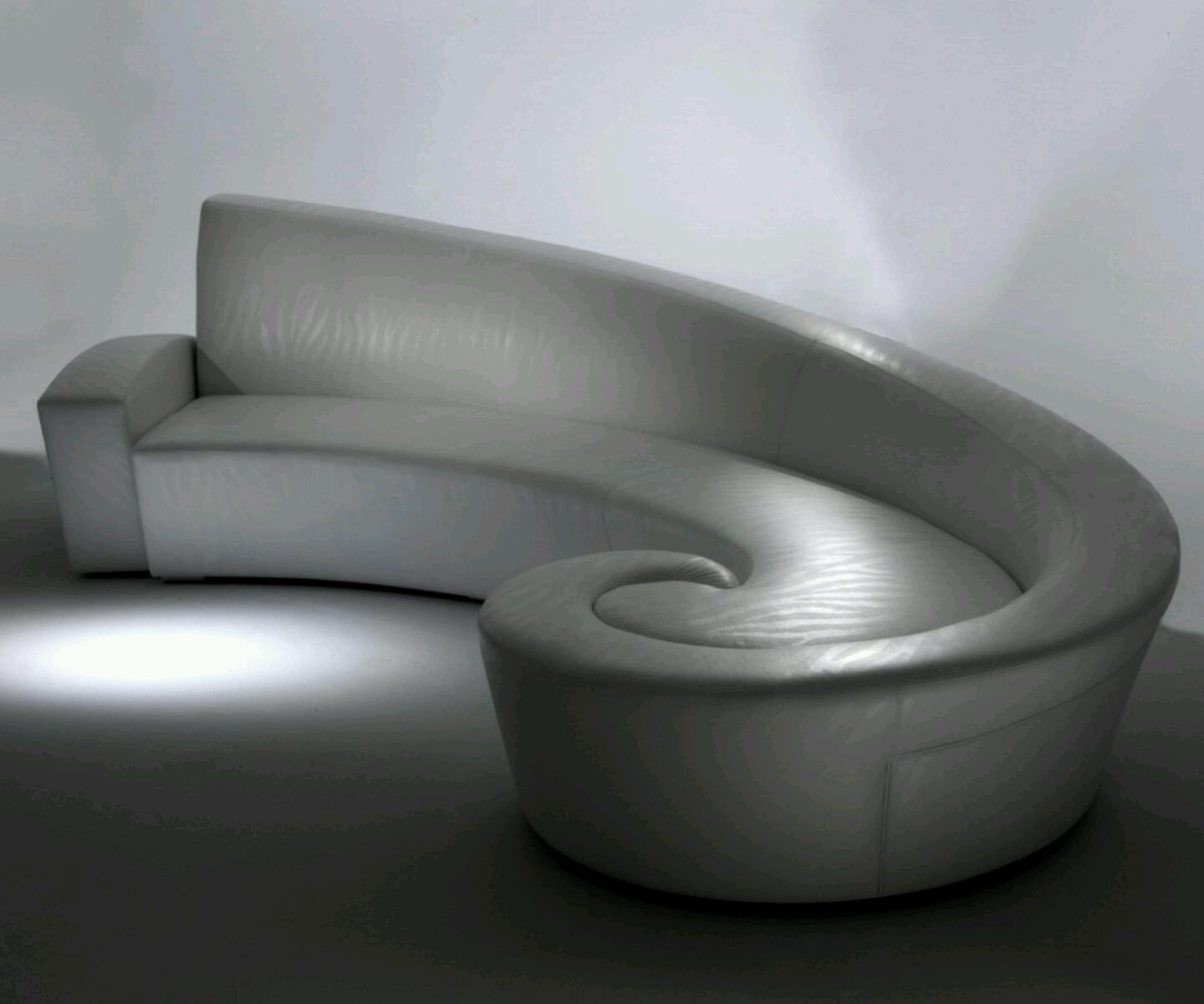 Contemporary Couches With Regard To Contemporary Sofa Chairs (Image 8 of 20)