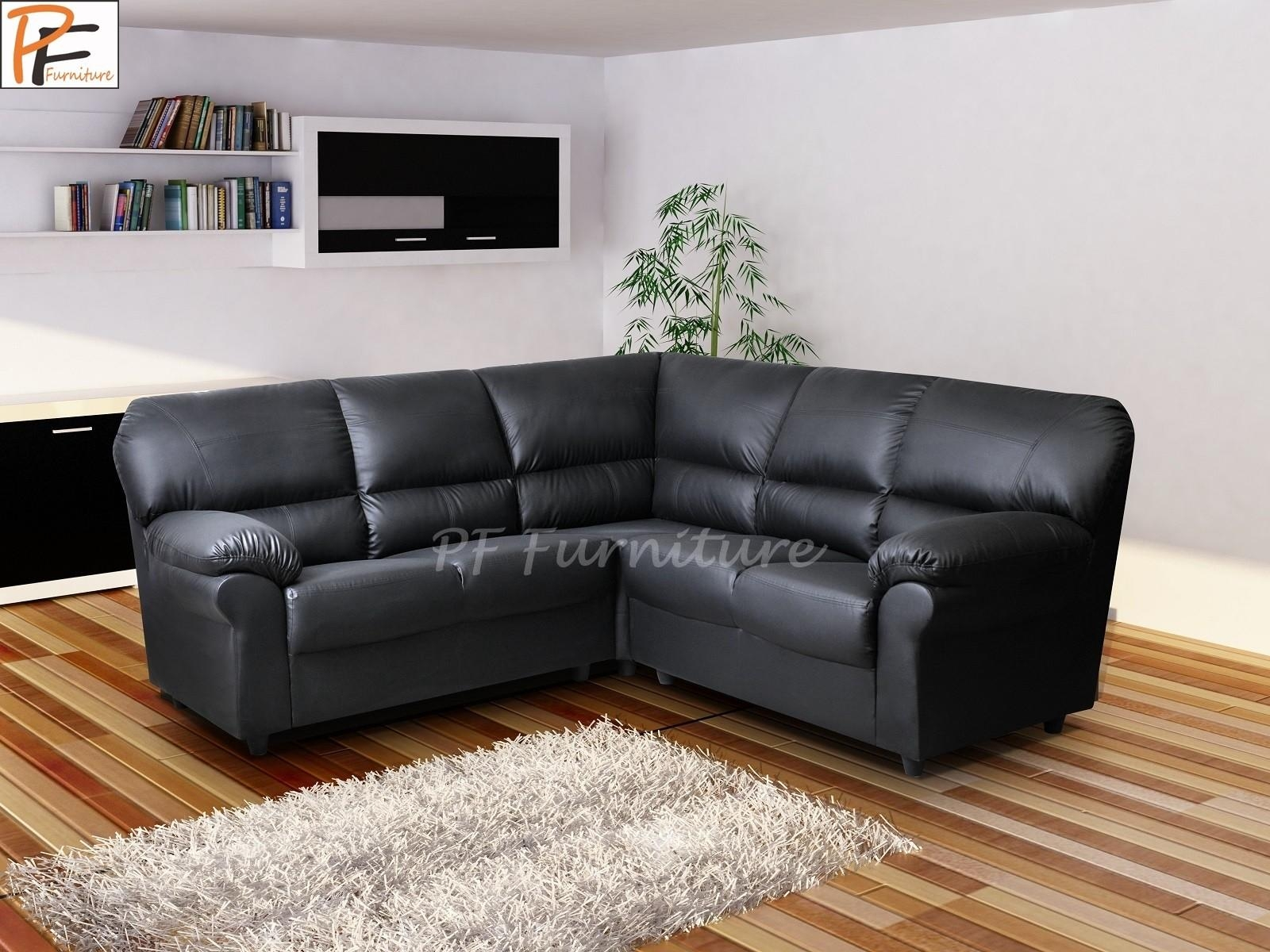 Contemporary Leather Sofas Corner And Design Inspiration With Regard To Corner Sofa Bed Sale (View 15 of 20)