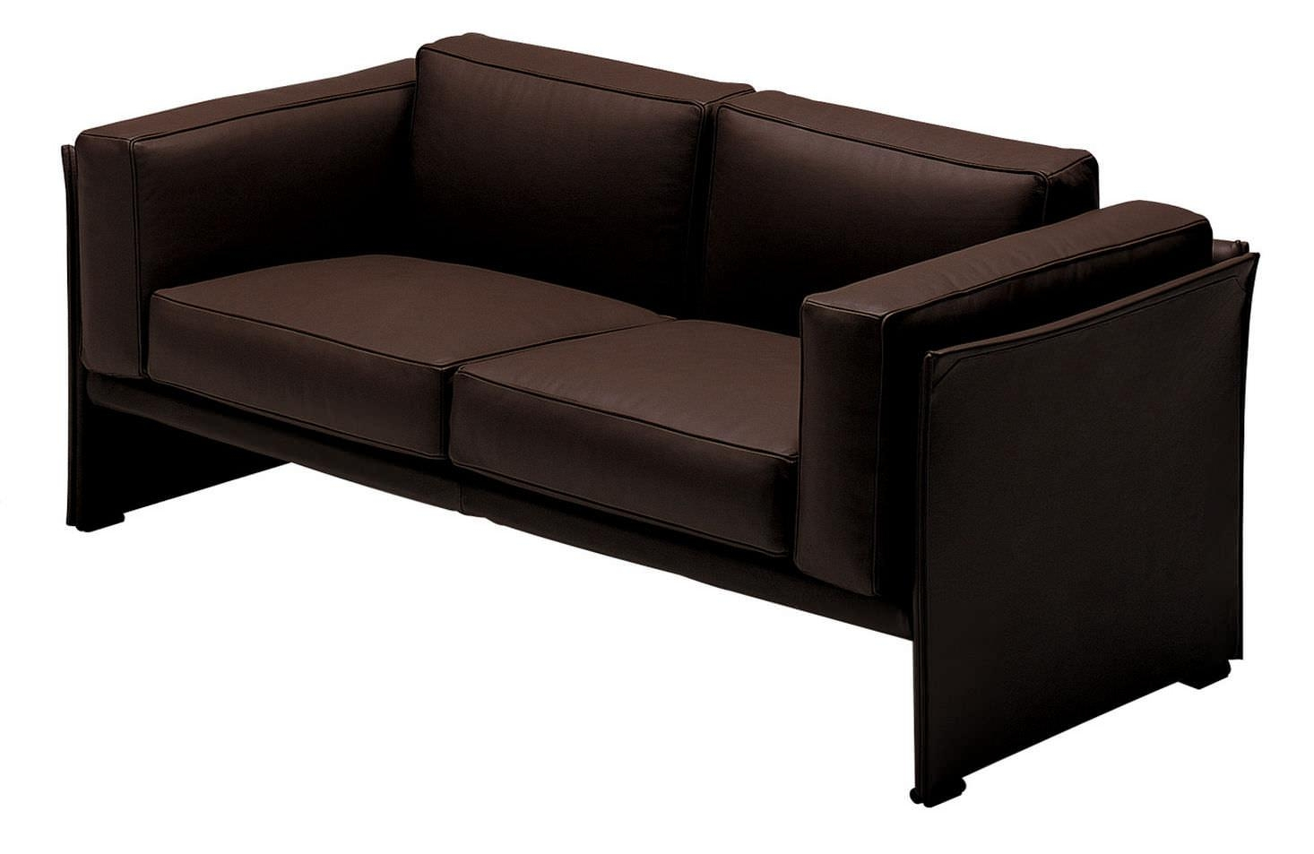 Contemporary Sofa / Leather / Fabric /mario Bellini – 405 Duc In Bellini Sofas (View 18 of 20)