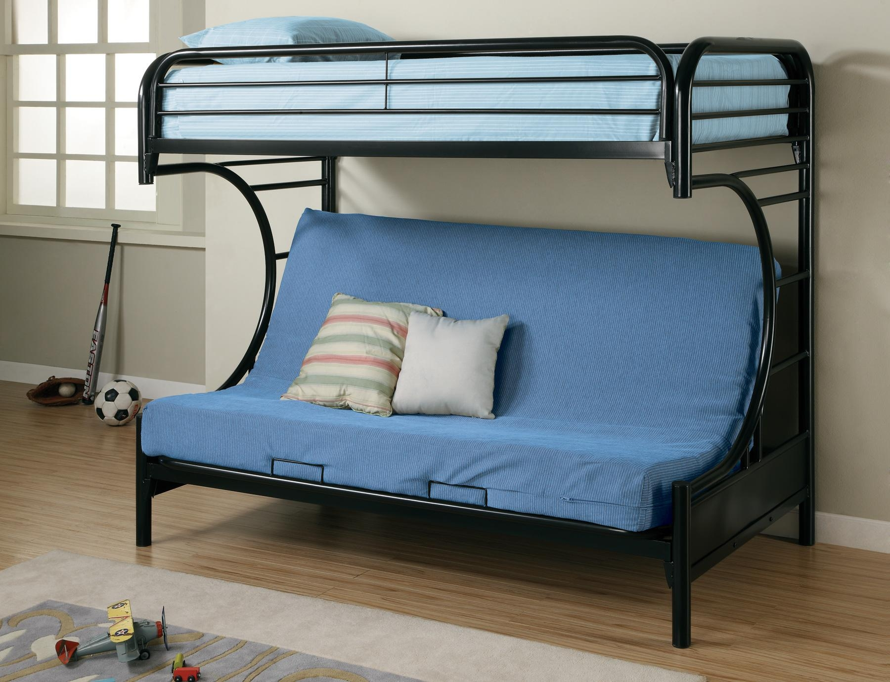 Convert Bunk Bed Couch — Mygreenatl Bunk Beds Pertaining To Sofas Converts To Bunk Bed (Image 10 of 20)