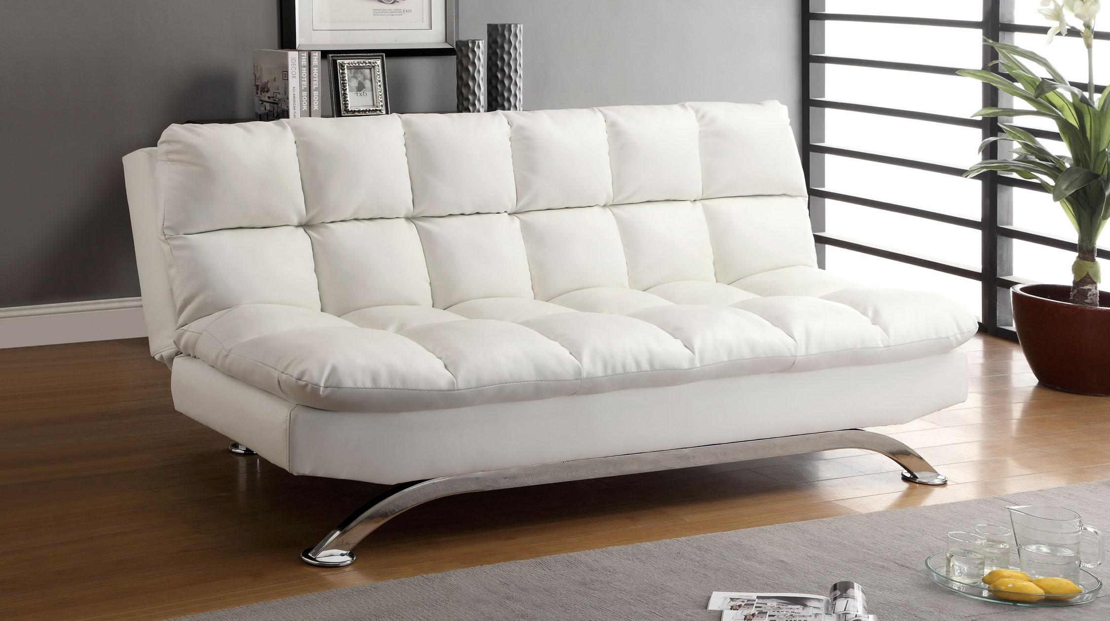Convertible Sofa Futon | Tehranmix Decoration For Convertible Sofa Chair Bed (View 11 of 20)