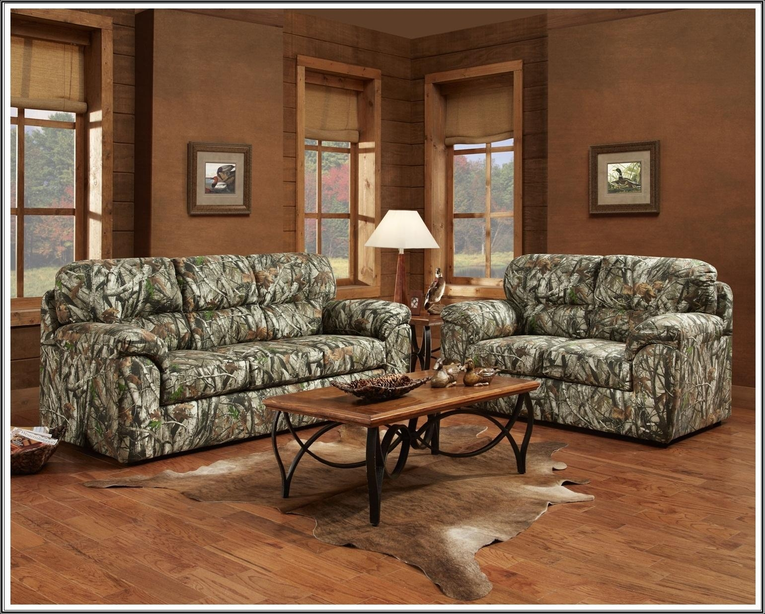 Cool Camo Living Room Furniture | Home Decorations Ideas Within Camouflage Sofas (View 16 of 20)