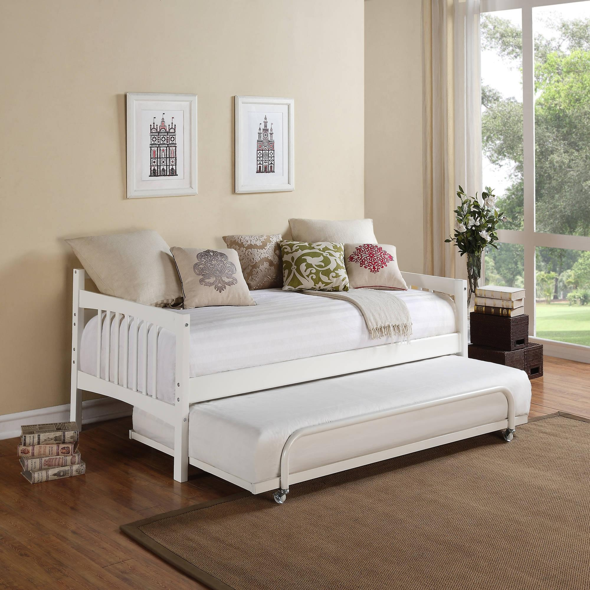 Cool Day Beds Cool Daybeds With Pop Up Trundle Sofa Bed At The Regarding Sofa Beds With Trundle (Image 7 of 20)