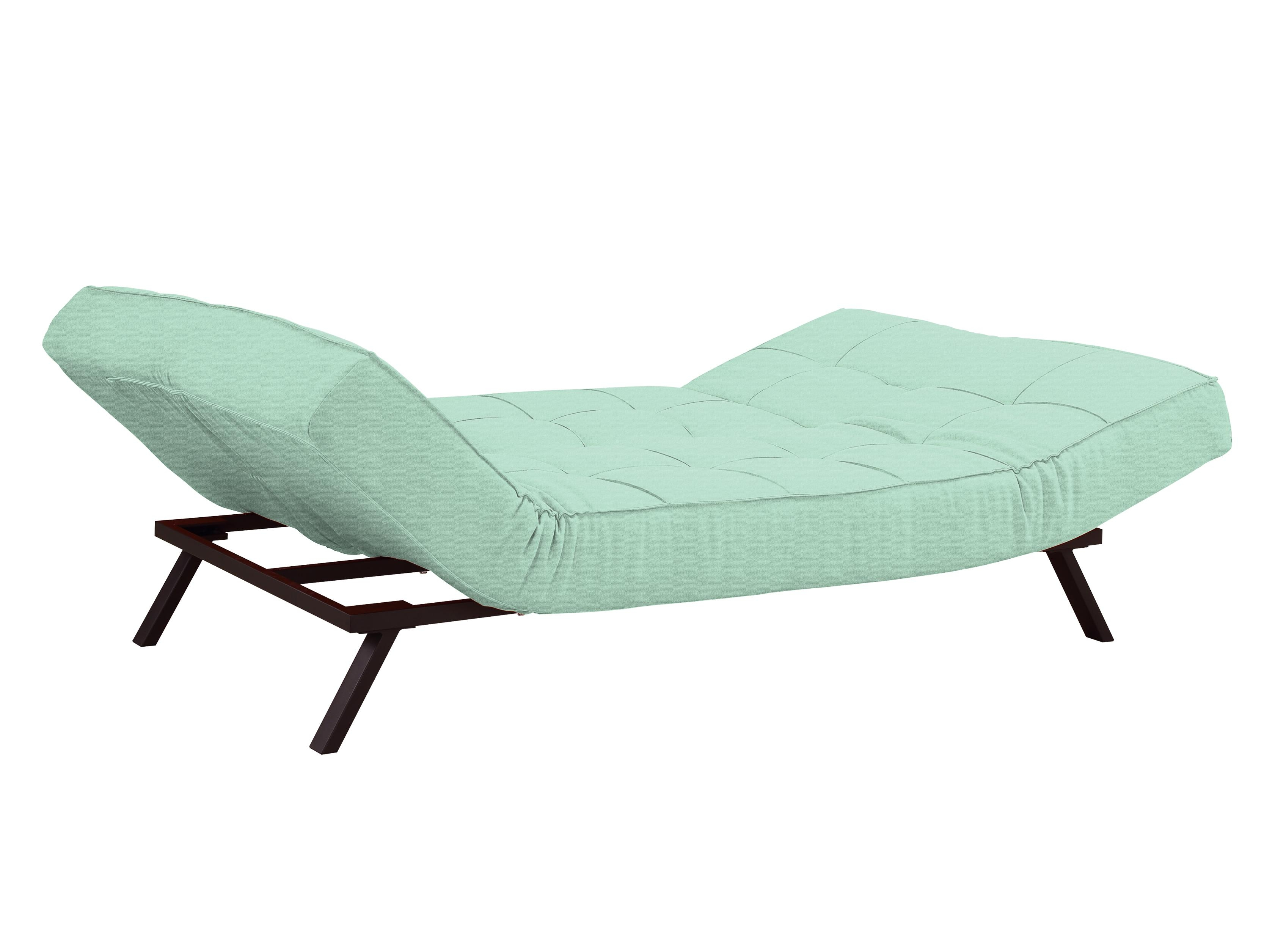 Copa Convertible Sofa Sea Foam Greenserta / Lifestyle Intended For Seafoam Green Sofas (Image 5 of 20)