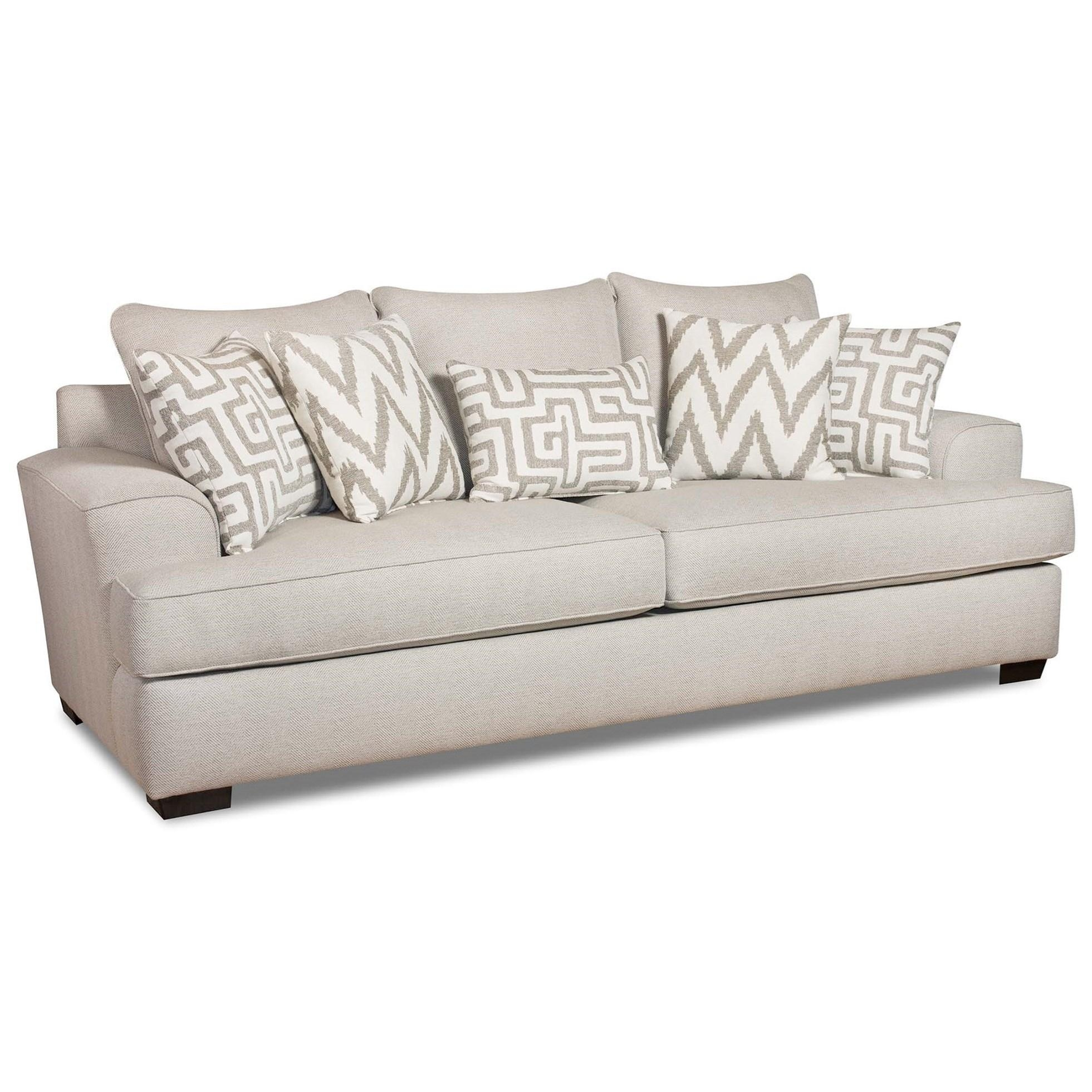Corinthian Colonist Sofa – Great American Home Store – Sofas Pertaining To Corinthian Sofas (View 10 of 20)
