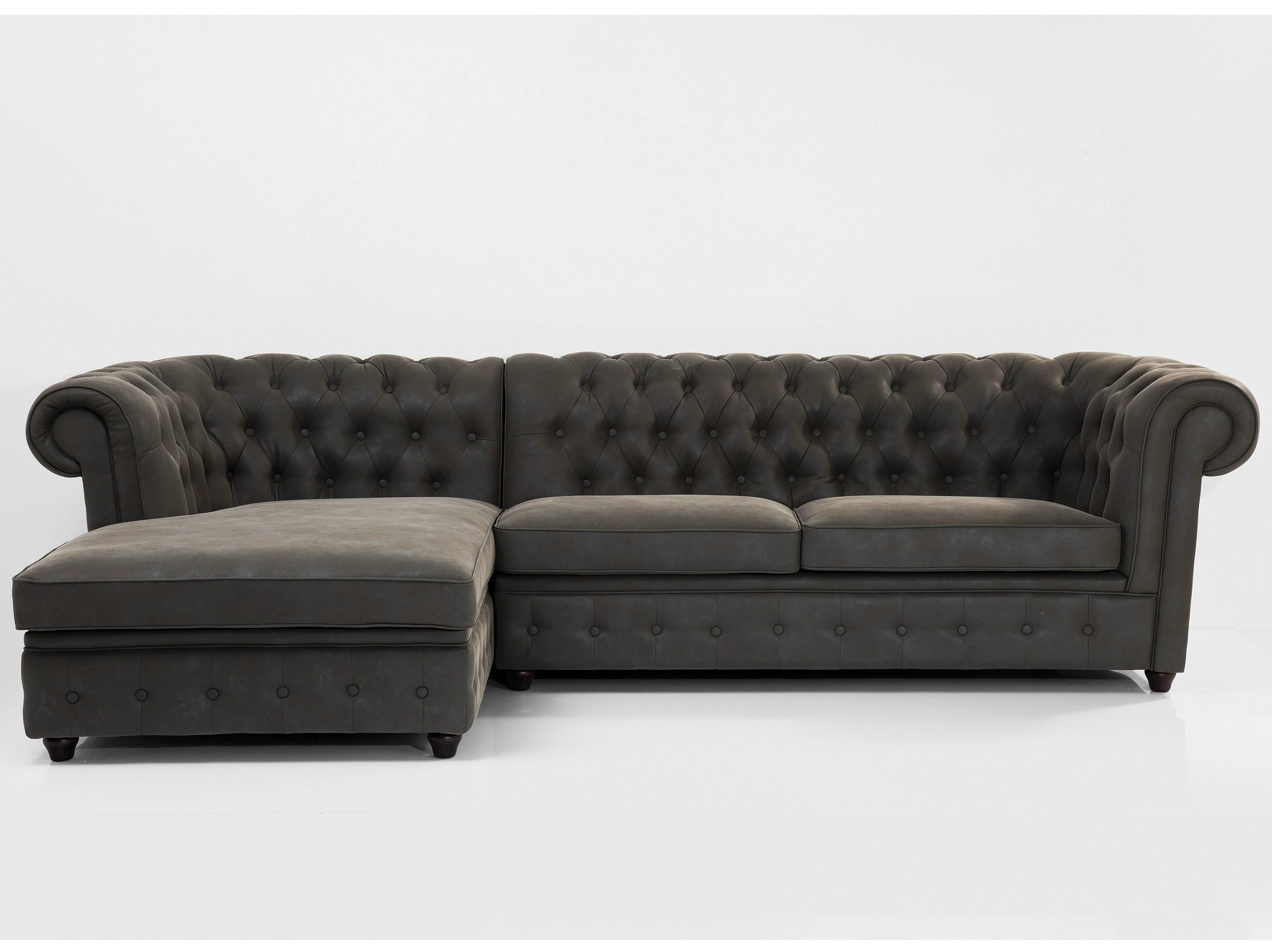 Corner 3 Seater Sofa Oxford Graphitekare Design Pertaining To Oxford Sofas (View 11 of 20)
