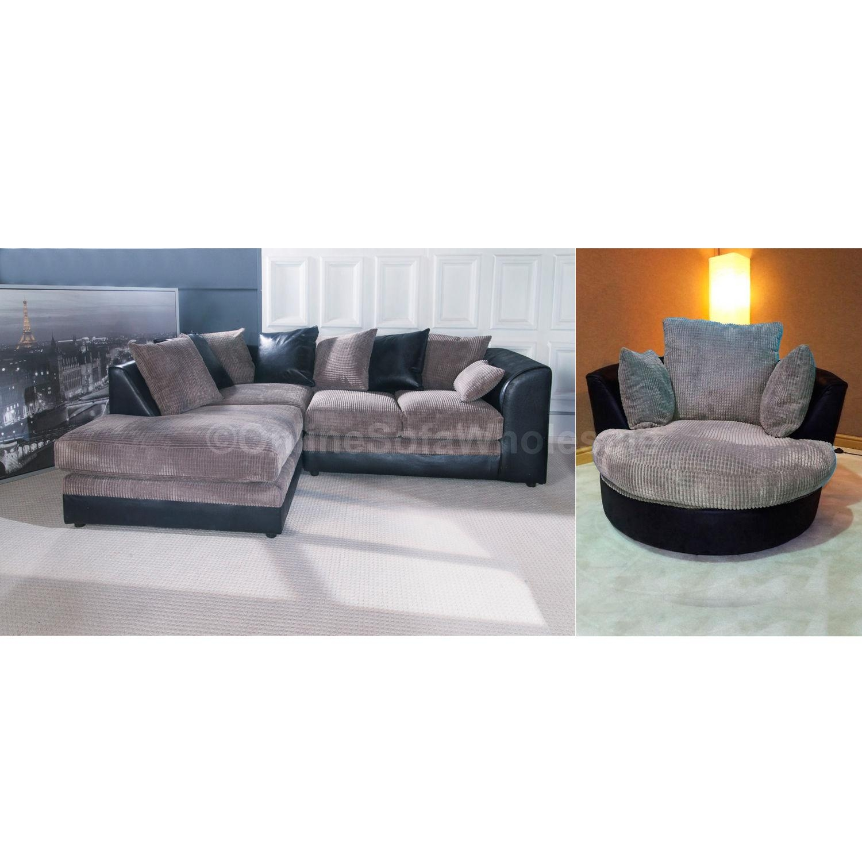 Corner Sofa And Swivel Chair Corner Sofa Chair Thesofa – Thesofa Intended For Corner Sofa And Swivel Chairs (View 2 of 20)