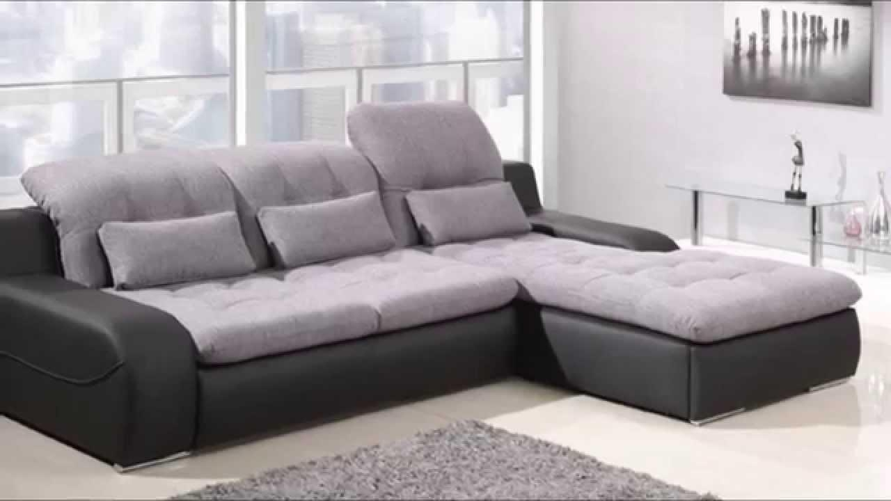 Corner Sofa Bed | Corner Sofa Bed And Storage – Youtube Pertaining To Leather Sofa Beds With Storage (Image 6 of 20)