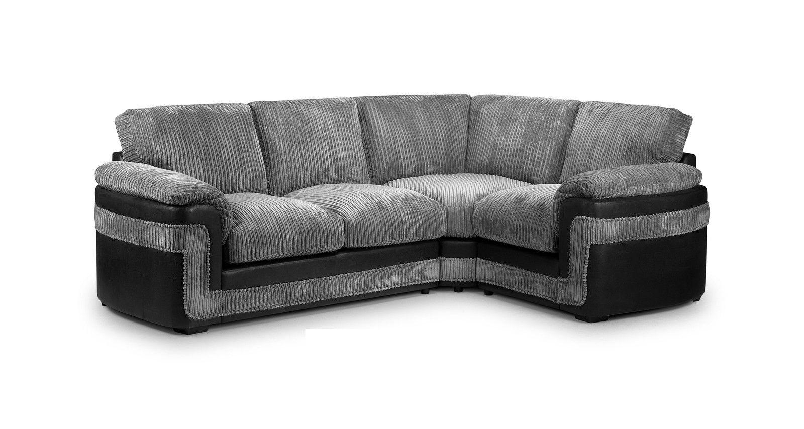Corner Sofa Cover Bed Slipcover | Deseosol In Black Corner Sofas (Image 7 of 20)