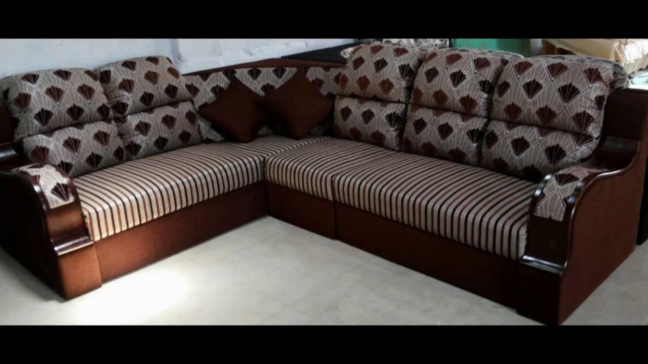 Corner Sofa Set For Your Living Roomerode Steel Furniture – Youtube Inside Corner Sofa Chairs (Image 7 of 20)