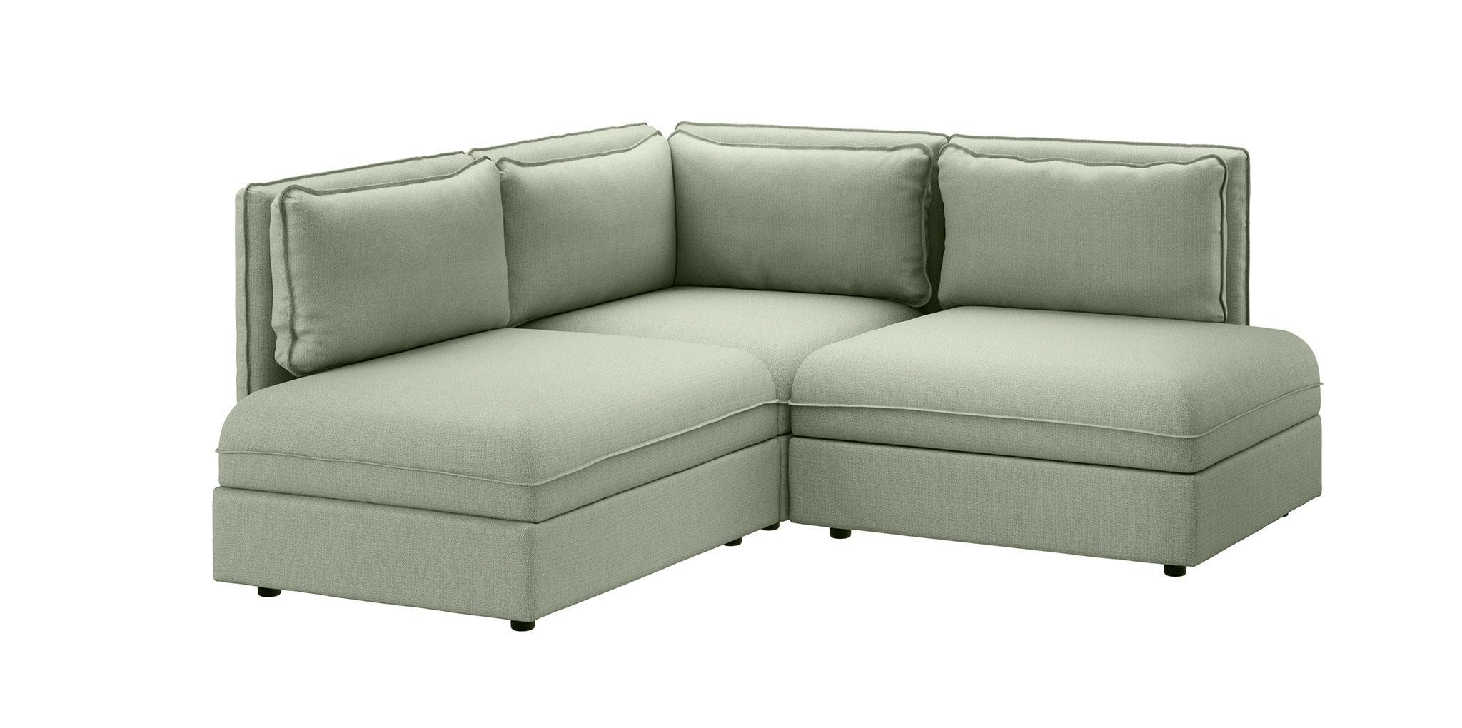 Corner Sofas | Ikea Intended For Corner Sofas (Image 7 of 20)