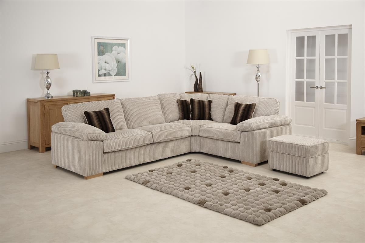 Corner Sofas | L Shaped Sofa | Uk | Fairway Furniture Regarding Corner Sofas (Image 8 of 20)
