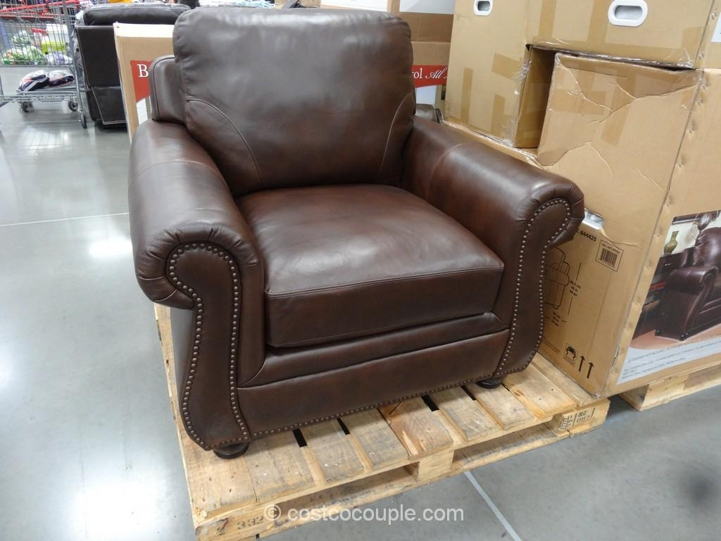Costco Leather Sofa | Roselawnlutheran Inside Savoy Leather Sofas (Image 6 of 20)