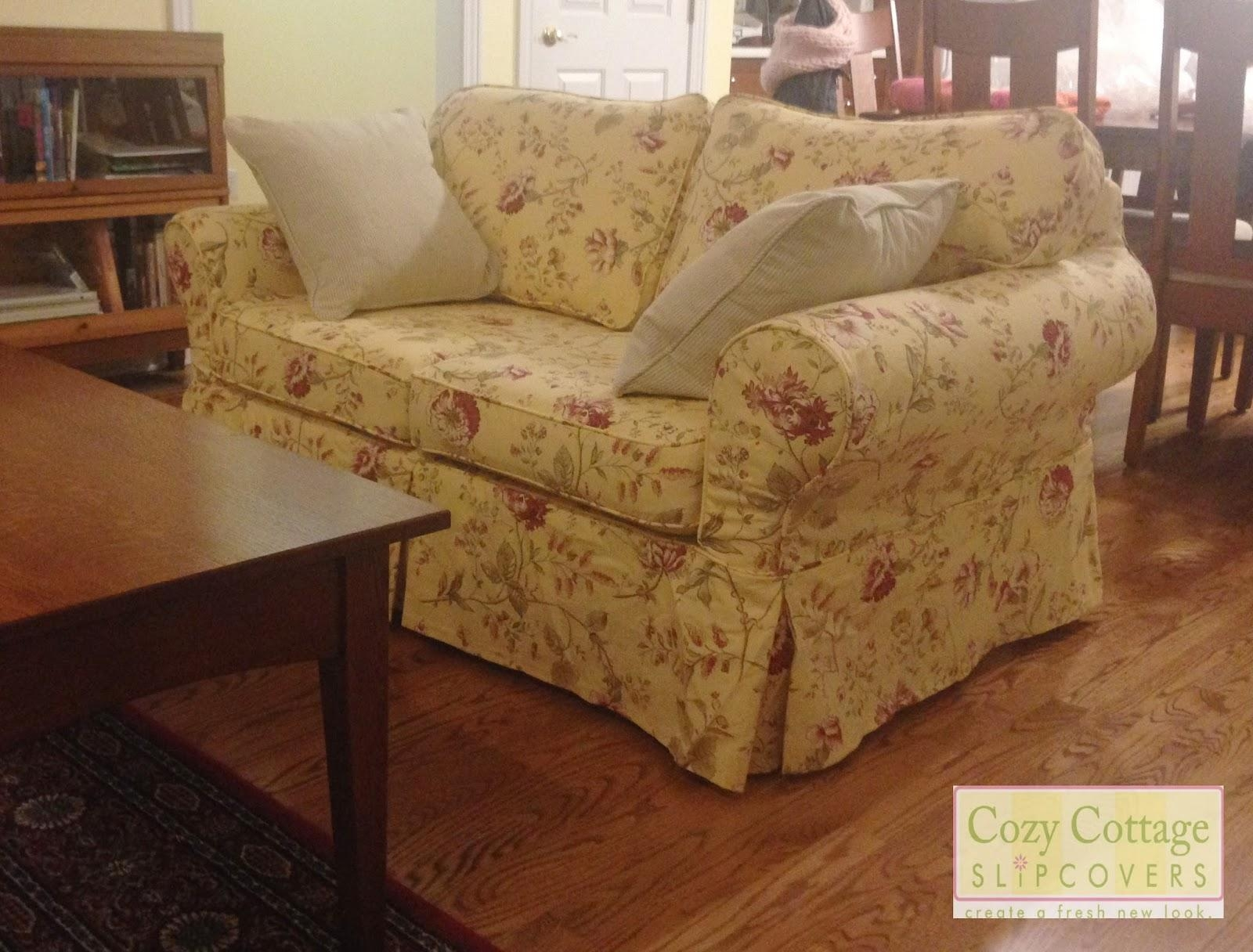 Cottage Sofas And Chairs | Tehranmix Decoration With Regard To Country Cottage Sofas And Chairs (View 3 of 20)