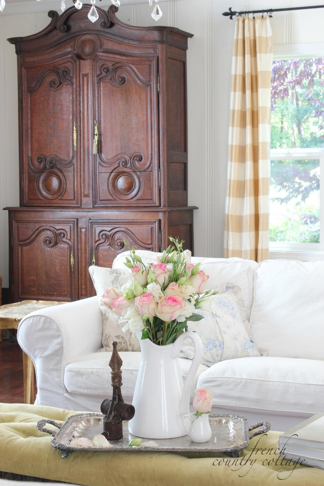 Cottage Style Sofas And Chairs – Fjellkjeden Regarding Country Cottage Sofas And Chairs (View 10 of 20)