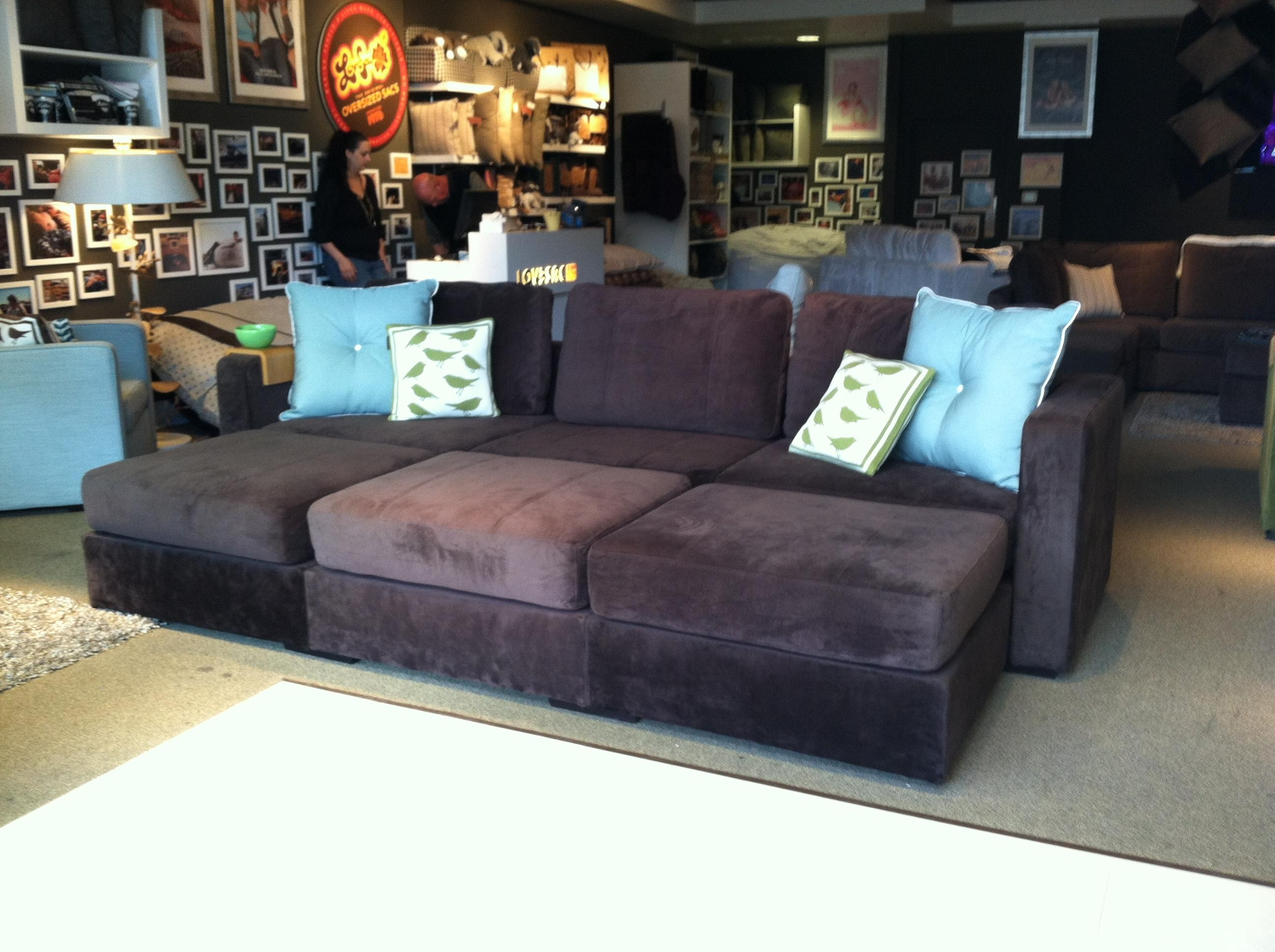 Couch | With Lovesac Sofas (Image 4 of 20)