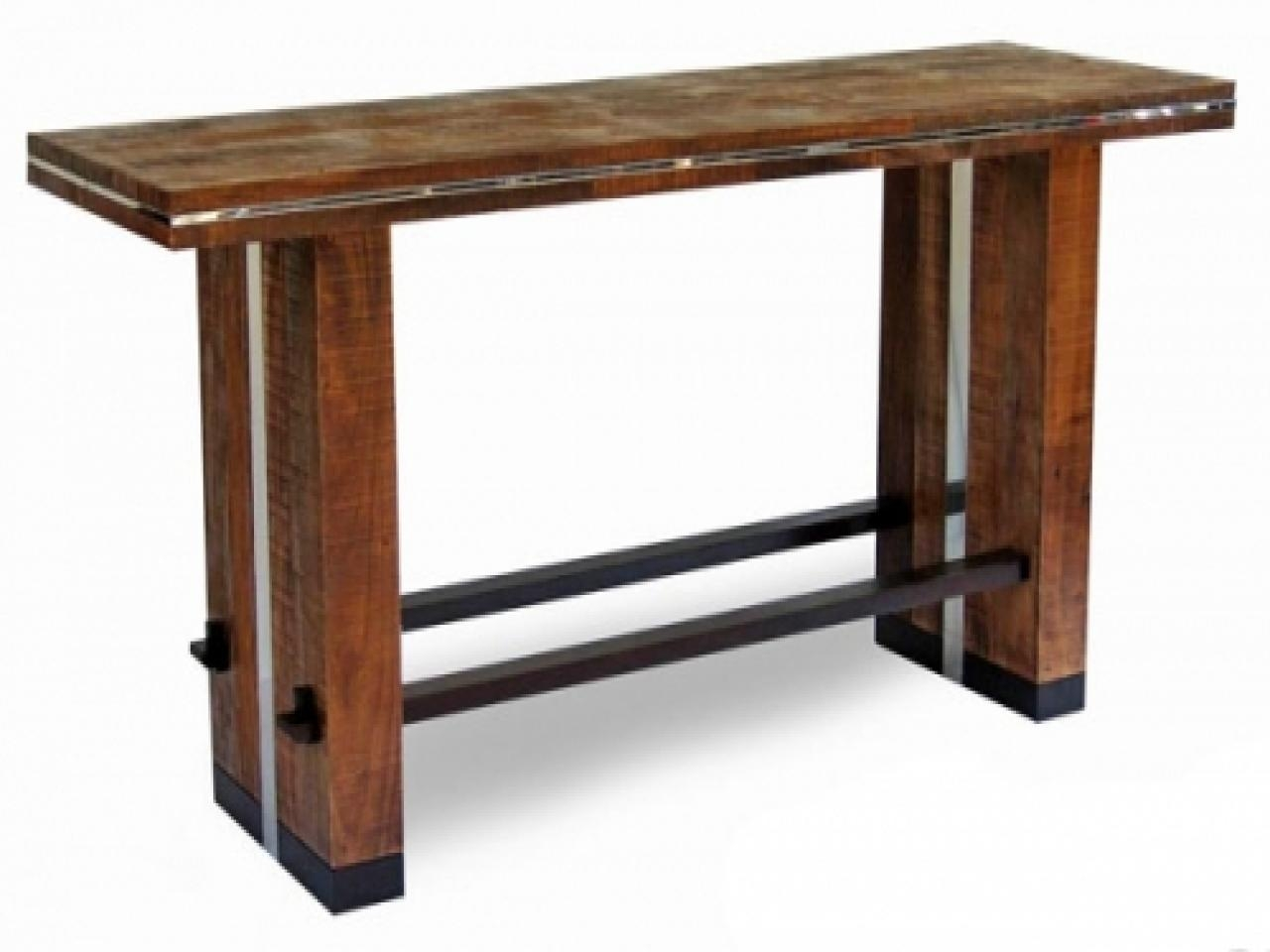 Counter Height Sofa Table | Sofa Gallery | Kengire In Counter Height Sofa Tables (View 16 of 20)