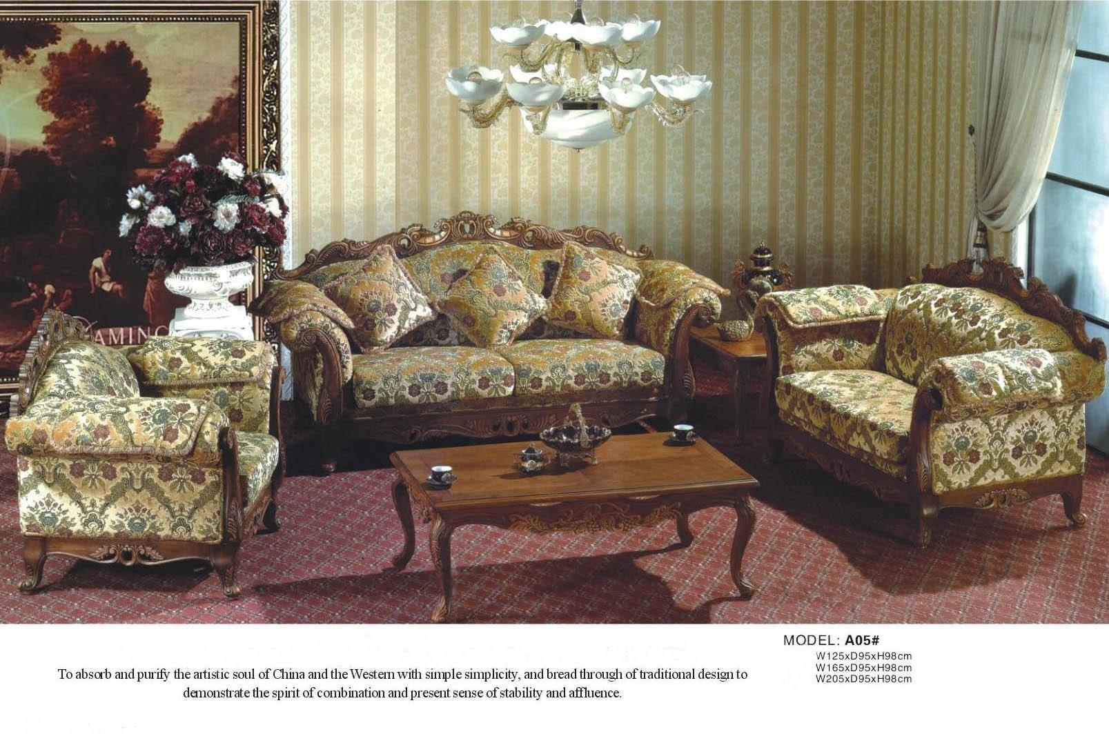 Country Style Sofas For Sale | Tehranmix Decoration Pertaining To Country Style Sofas (Image 7 of 20)