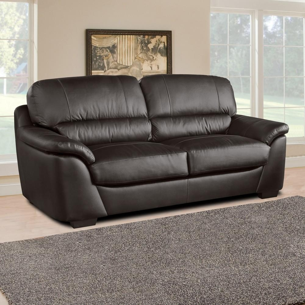 Cowhide Leather Sofa With Design Image 47958 | Kengire pertaining to Cowhide Sofas