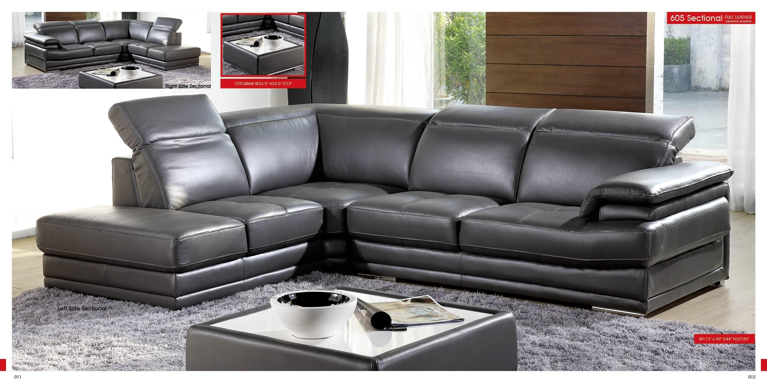 Cozy Gray Modular Sectional Sofa In Bauhaus With Canada With Bauhaus Sectional (Image 13 of 15)