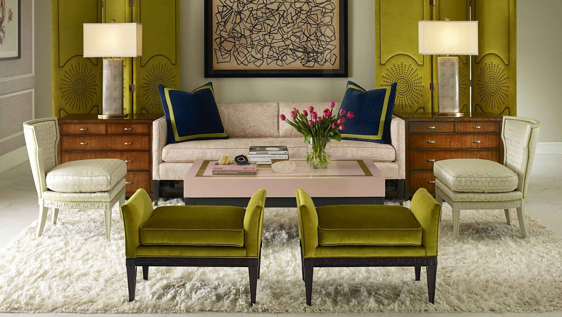 Cr Laine Home Page For Sofa Chair And Ottoman (View 6 of 20)