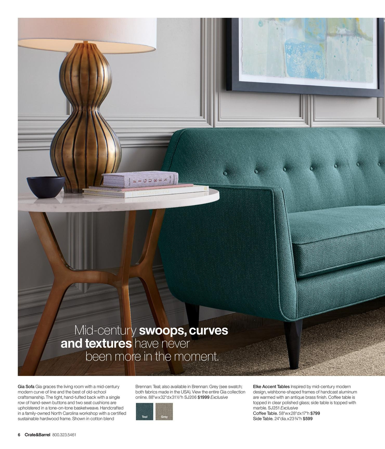 Crate And Barrel Sofa Table | Sofa Gallery | Kengire With Crate And Barrel Sofa Tables (Image 8 of 20)
