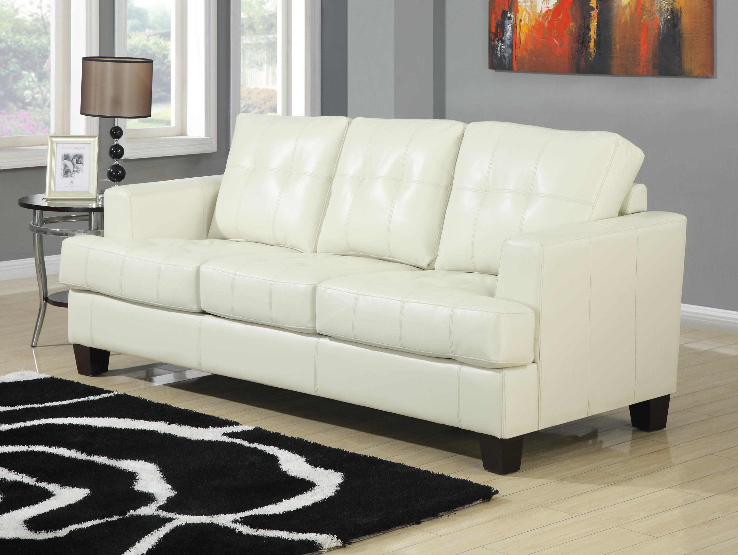 Cream Color Leather Sofa Set Gallery Image Iransafebox The Company Pertaining To Cream Colored Sofa (Image 4 of 20)