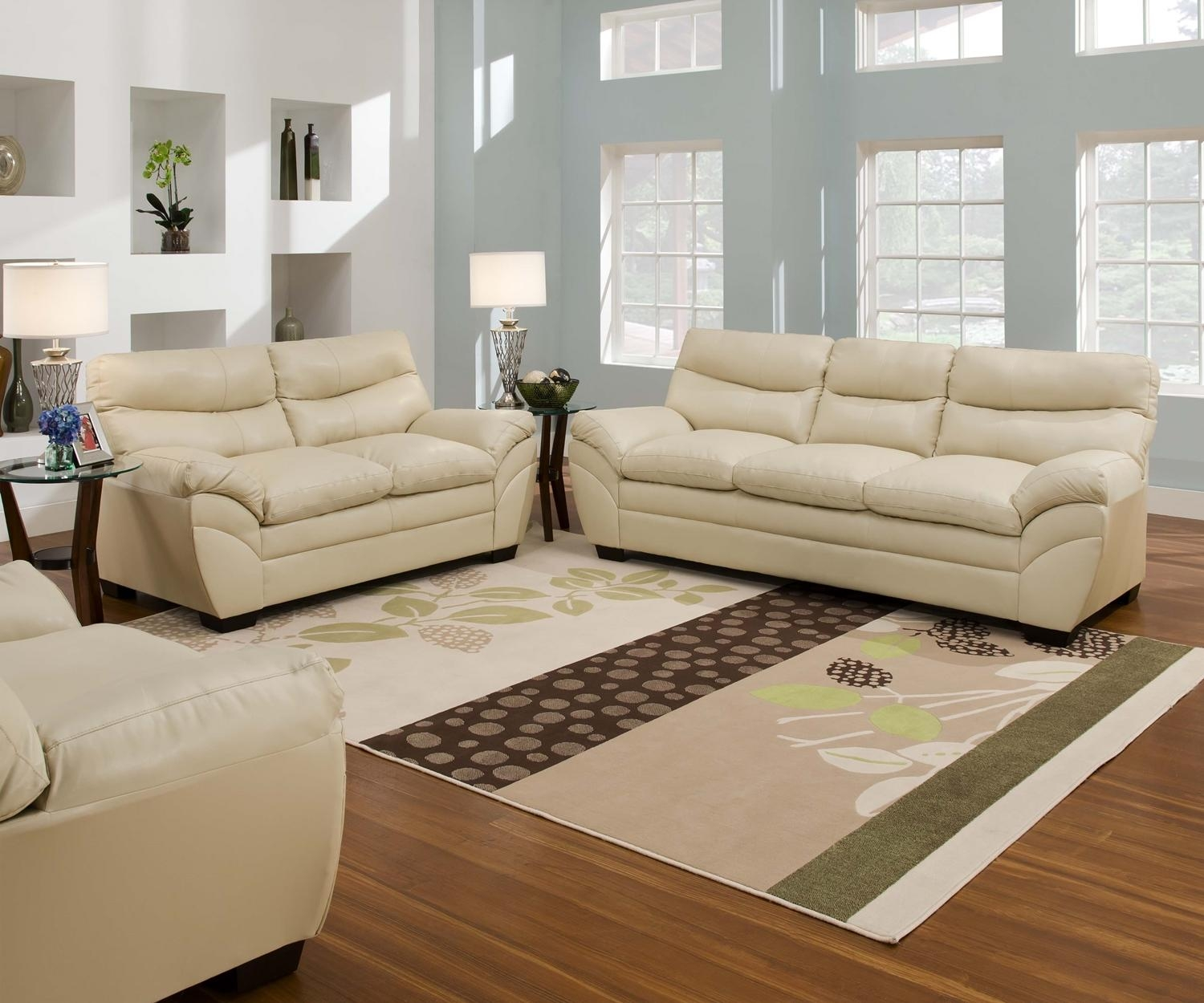Cream Colored Living Room Furniture – Carameloffers In Cream Colored Sofas (View 7 of 20)