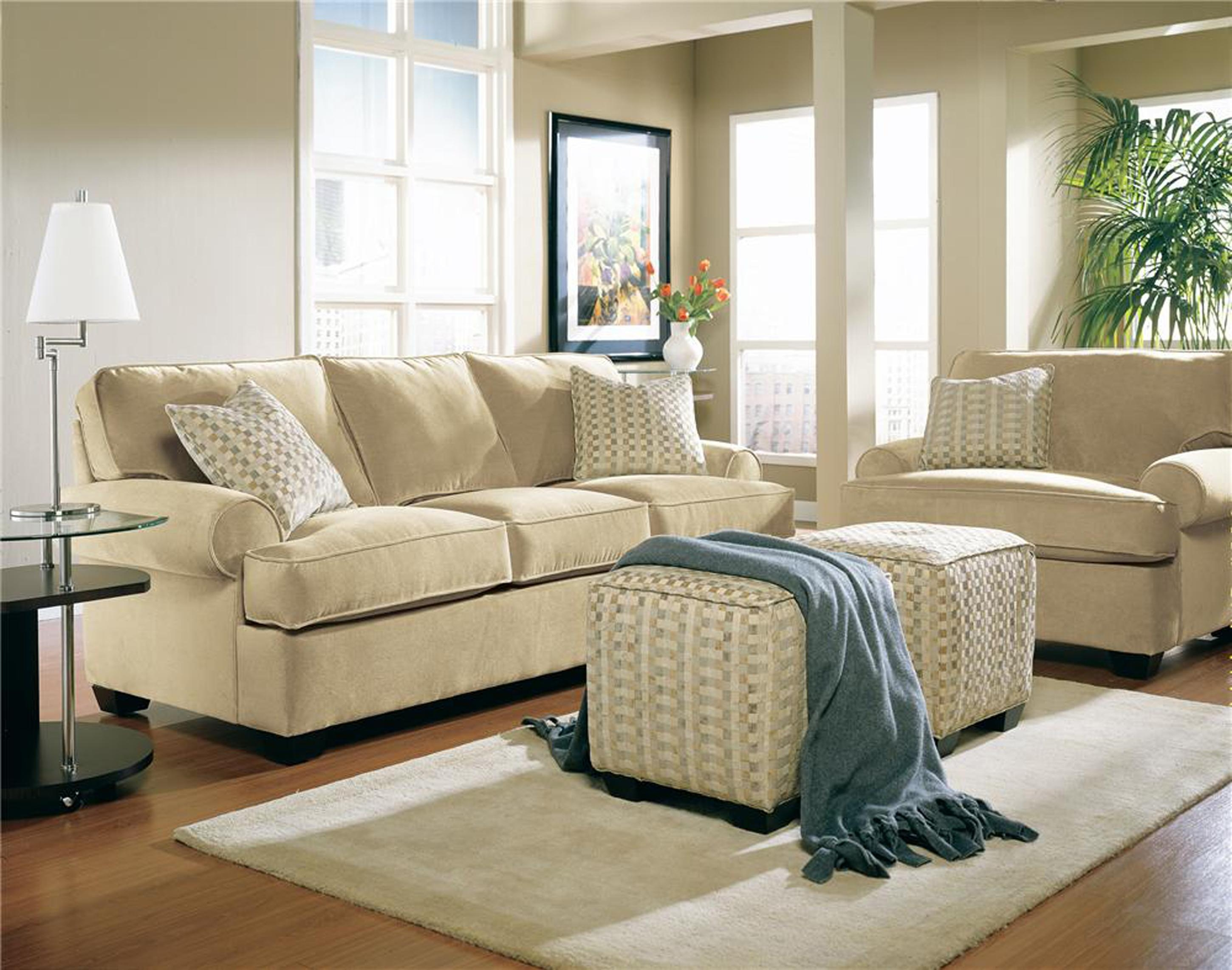 Cream Living Room Furniture – Living Room Within Cream Colored Sofas (Image 8 of 20)